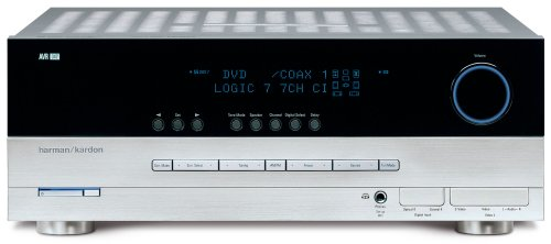 (Harman Kardon AVR 347 Home Theater Receiver with iPod Control and HDMI connectivity (Discontinued by Manufacturer))