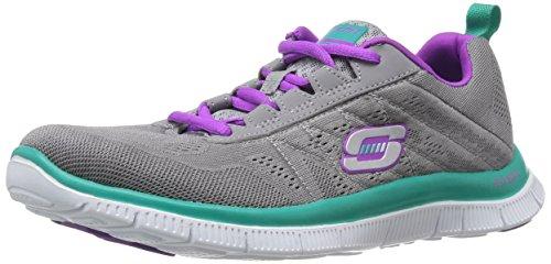 Skechers Sport Kvinders Sweet Spot Mode Sneaker Kul / Lilla HpuLyw6DJ