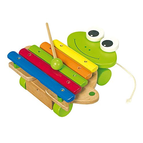 Small Foot Company - 7565 - Jouet Musical - Xylophone - Grenouille