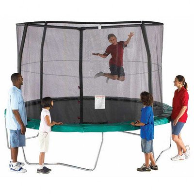 15-Enclosure-Trampoline-Net-Using-4-Straight-Curved-Poles