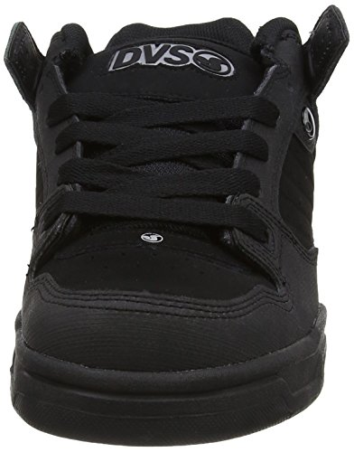 DVS (Elan Polo) Militia Heir - Zapatillas para hombre gris - Grey/Black Gunny Dirt