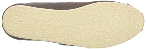 TOMS Womens Classic Casual Shoe Ash Canvas YhP3og4Z