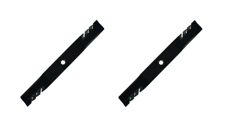 """D100 42/"""" Mower Deck Blades for John Deere AM137333 D110 D120 2"""