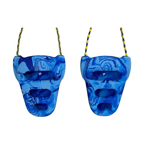 Metolius Rock Rings CNC 3D Blue / Blue Swirl One Size