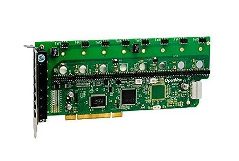 Amazon.com: openvox a800p 8 Port módulos de tarjeta PCI Base ...