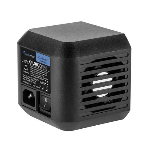 Flashpoint AC Adapter Unit for The XPLOR 600 Pro R2 Series Monolights (Godox AC-26) by Flashpoint (Image #1)