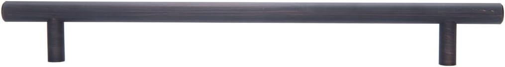 AmazonBasics AB1507-OR-10 Tirador de armario en forma de barra ...