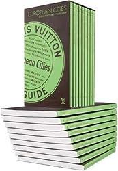 Louis Vuitton - Villes d'Europe - City Guide 2009 (Coffret de 9 volumes)