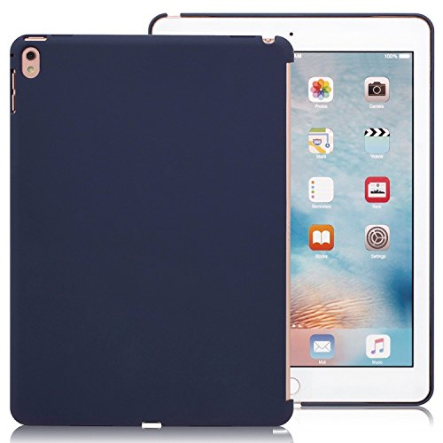KHOMO - Compatible with iPad Pro 9.7 Inch Midnight Blue Cover - Companion Case - Perfect Match for Smart Keyboard