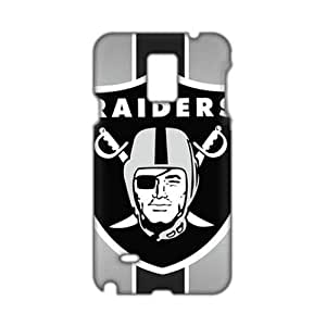 Raiders 3D Phone For Iphone 5/5S Case Cover
