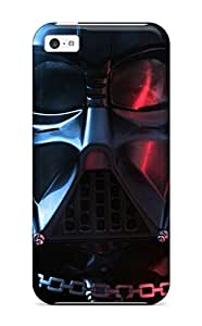 Christmas Gifts New Snap-on Skin Case Cover Compatible With Iphone 5c- Darth Vader 2