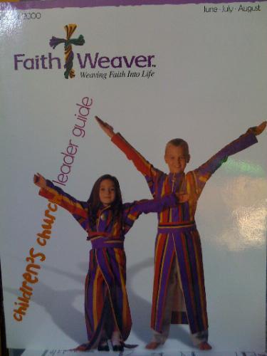 Faithweaver Childrens Church Leaders Guide Summer 2000 PDF