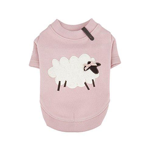 Pinkaholic New York Cloud Shirt, Small, Pink by Pinkaholic New York
