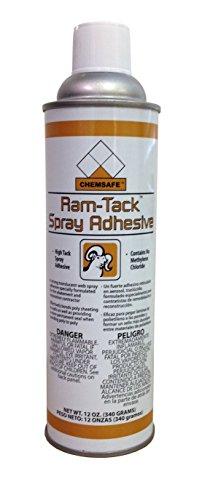 Chemsafe Ram-Tack Spray Adhesive, 12-Pack
