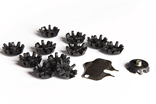 (Oregon Mudders Replacement Soft Golf Spikes)