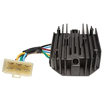 Pleasant Amazon Com New Rectifier Regulator For John Deere Garden Tractor Wiring Digital Resources Helishebarightsorg