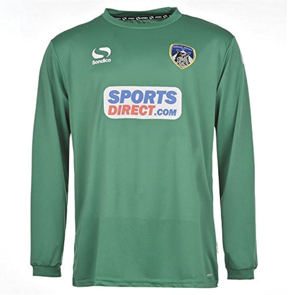 Para hombre Oldham Athletic Sondico camiseta de portero 2014 2015 ...