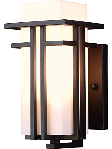 Outdoor Sconce Lights Outside Lights for House Wall Lights Outdoor Light Fixtures Wall Mount,1-Light Front Porch Light…