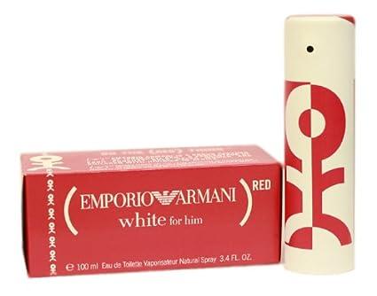 Emporio Armani De color blanco por el Giorgio Armani para los hombres Colonia De imitación De