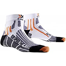 Mens 1 Pair X-Socks Run Speed Two Running Socks
