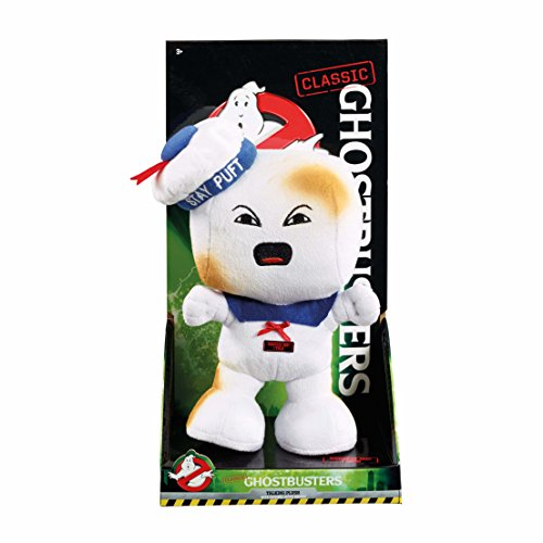 Undergroundtoys Ghostbusters Talking Plush Figure Stay Puft Marshmallow Man Angry 23 cmEnglish]()