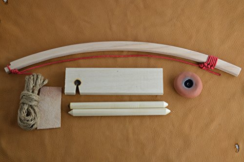 Primitive-Fire-Starter-Bow-Drill-Kit