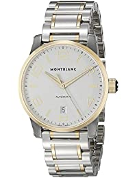 Timewalker Date Automatic Men's Steel Yellow Gold Swiss Watch 106502