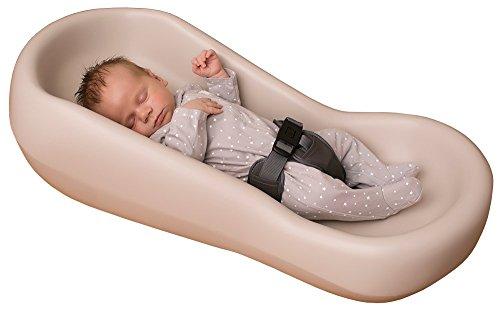 Soft Snoozer Baby Lounger, Vanilla by Keekaroo