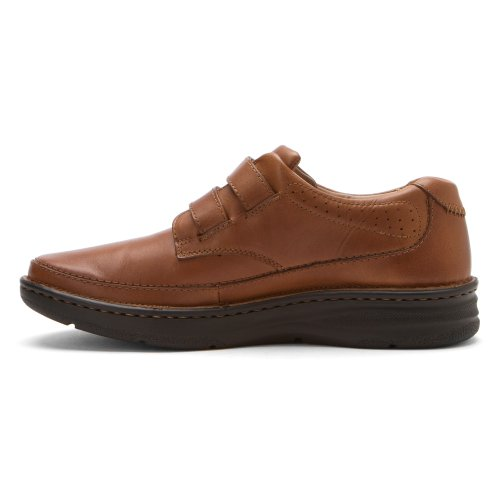 Mansfield Boots Mens Drew Shoe Leather Brown Drew Mens Shoe Mansfield BwTvxP4