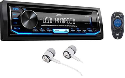 JVC Stereo Car Single