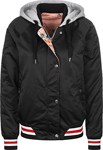 0f0d30df0f341 Tommy W Bomber Floral Jeans Chaqueta Reversibel Print qHqxa7