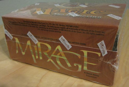 Tournament Starter Deck Box (Mirage Tournament Starter Deck Box)