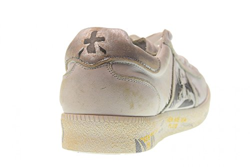 3092 Bianco Basse Scarpe Sneakers PREMIATA Uomo Andy AxBUXz