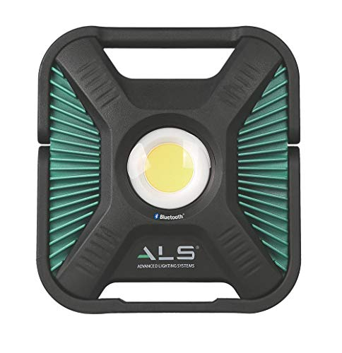 ALS Robuster LED-Akku-Baustrahler mit 6000 Lumen – SPX601H – Advanced Lighting Systems
