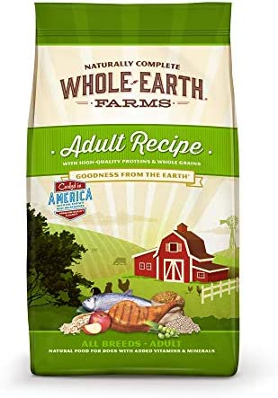 Whole Earth Farms Adult Food
