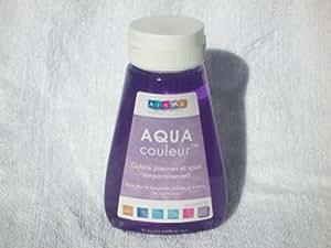 Aquacouleur colorante éphémère Aquacouleur para piscina ...