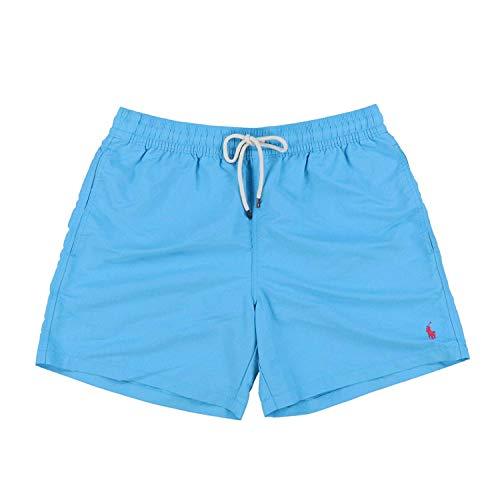 Polo Ralph Lauren Mens Bathing Suit Bottoms (XX-Large, Margie Blue)