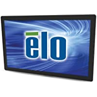 Elo E000416 Open-Frame Touch 2440L IntelliTouch Zero-Bezel / iTouch Plus 24 1080p Full HD LED-Backlit LCD Monitor Black