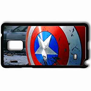 Personalized Samsung Note 4 Cell phone Case/Cover Skin Agents Of SHIELD Black
