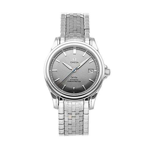 Omega De Ville Mechanical (Automatic) Grey Dial Mens Watch 4531.40.00 (Certified Pre-Owned)