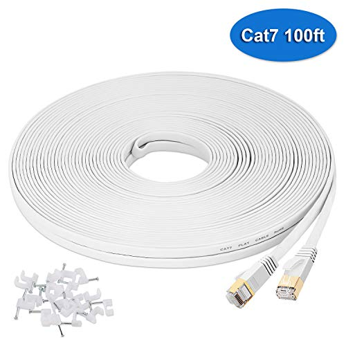 Cable Red Exterior Cat7 10GBPS 600MHZ 1x30mt HQGC -7P8TGP71