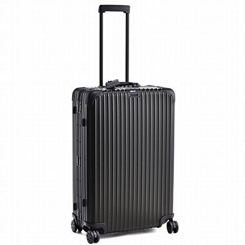 (リモワ)/RIMOWA キャリーバッグ メンズ TOPAS STEALTH スーツケース 82L ブラック 90473 92373014-0002-0001 [並行輸入品] B01JRBD0MM