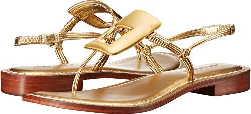 Bernardo Women's Triumph Old Gold Sandal