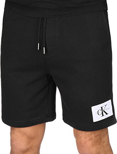 Pantalón Klein 3 Negro Jeans Homeros Corto Slim Calvin wAXTFwq