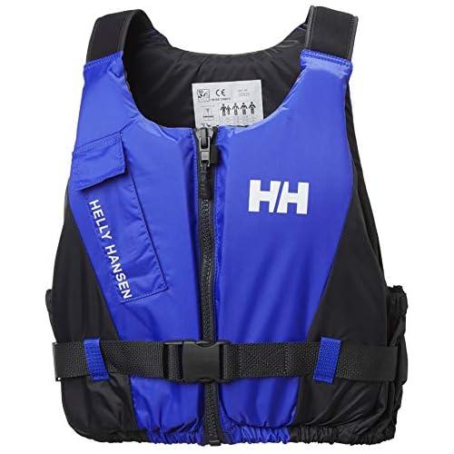 chollos oferta descuentos barato Helly Hansen Rider Vest Chaleco de Ayuda a la flotabilidad Unisex Adulto Royal Blue 60 70 KG