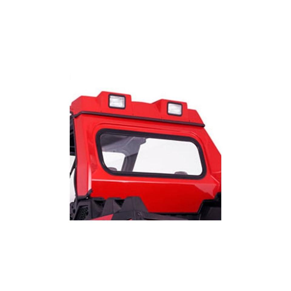 com Polaris Ranger RZR   Solar Red RANGERWARE® By Polaris Rear Panel