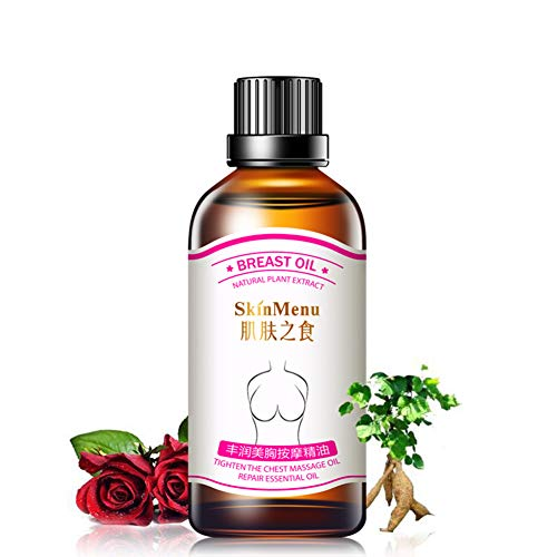 Bokze Breast Oil Tightening Massage Essential Oil Lifting Up Udders Massage Oil