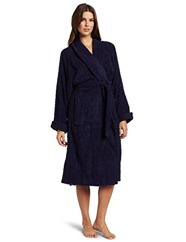 Superior Hotel & Spa Robe, 100% Premium Long-Staple Combe...