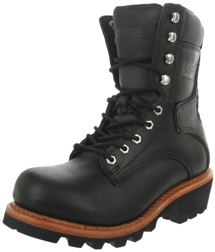 Amazon.com | Bates Men's Talimena Motorcycle Boot | Motorcycle ...