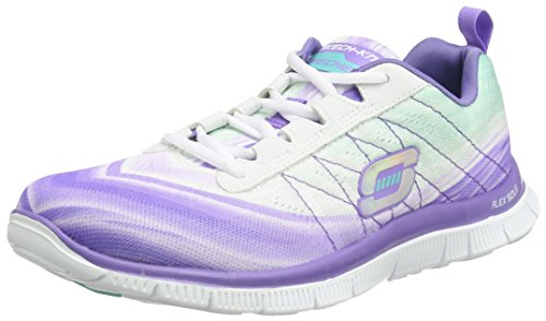 Da nbsp;pretty Flex prgr Please Appeal Skechers Sneakers Viola Donna qdX8Enwn